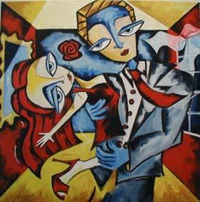 Irene Kotinsky - Takes Two To Tango