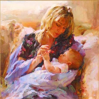 Tender Moment di Garmash