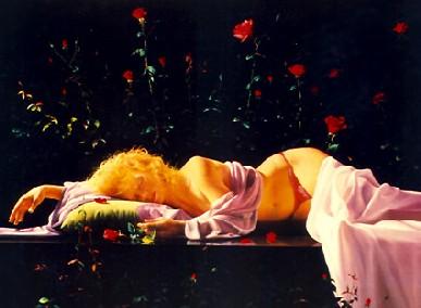 Donna innamorata - Dario Campanile