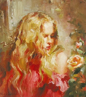 Rose Beauty di Michael & Inessa Garmash