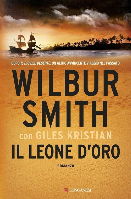 Il leone d'oro di Wilbur Smith