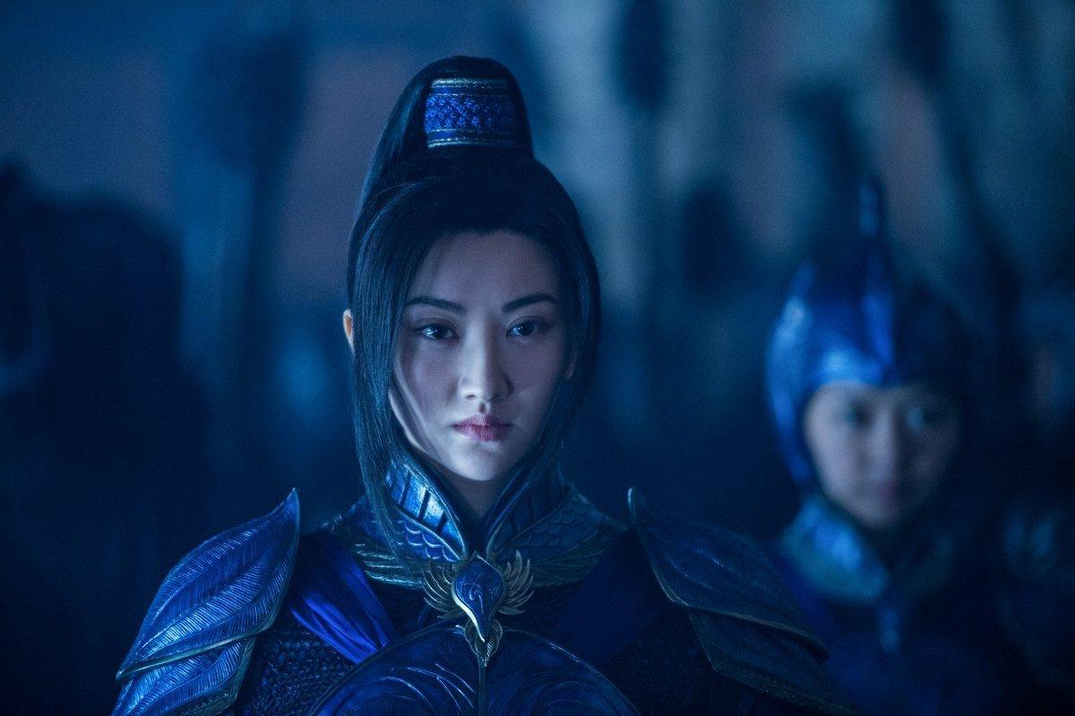 The Great Wall di Zhang Yimou