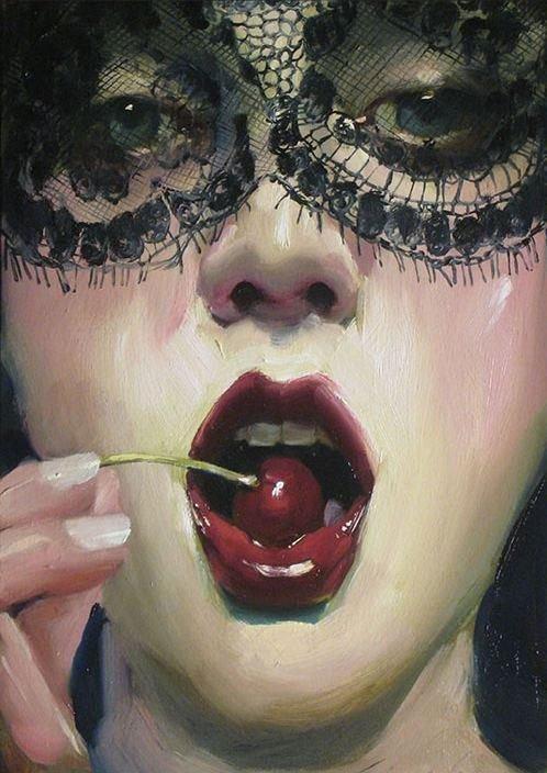 Ciliegia delle tue labbra