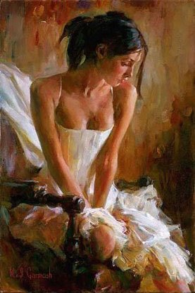 """Giselle"" di Michael Garmash"