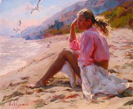 By The Shore di Michael Garmash