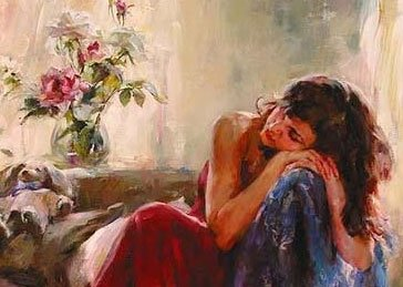 Dreaming of love di Michael e Inessa Garmash, particolare