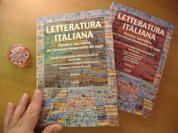 Letteratura italiana - Poesia e narrativa dal Secondo Novecento ad oggi