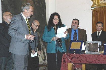 Nicla Morletti - Premio Città di Fucecchio