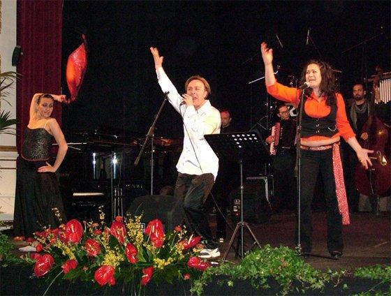 """""""Aquarata"""" di Gerardo Strippoli e Luigi Palumbo, vincitori dell'edizione 2009"""