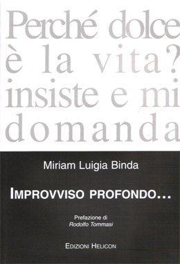 Improvviso profondo di Miriam Luigia Binda