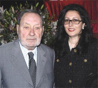 Alberto Ronchey e Nicla Morletti - Il Molinello 2005