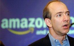 Jeff Bezos, CEO di Amazon