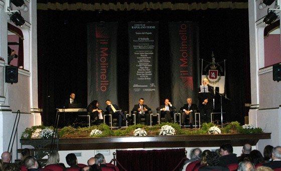 Teatro del Popolo - Rapolano Terme (SIENA)