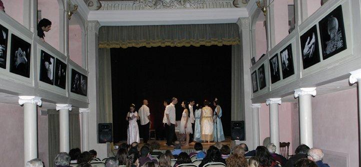 Teatro Gori di Serre di Rapolano