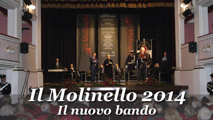 Premio Letterario Il Molinello - Bando 2014
