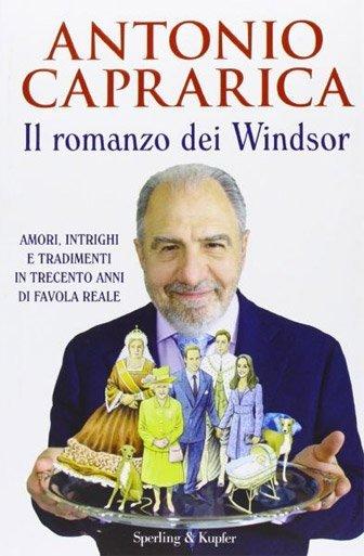 Il romanzo dei Windsor di Antonio Caprarica