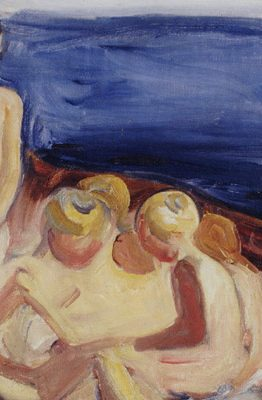Edvard Munch in mostra Genova