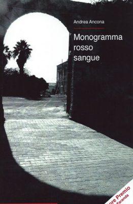 Monogramma rosso sangue di Andrea Ancona