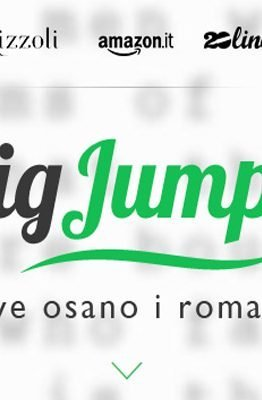 BigJump, il nuovo concorso letterario per pubblicare con Rizzoli