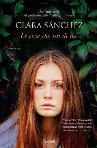 Le cose che sai di me di Clara Sánchez