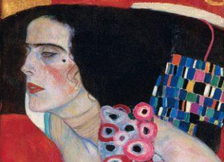 Salomè di G. Klimt, particolare