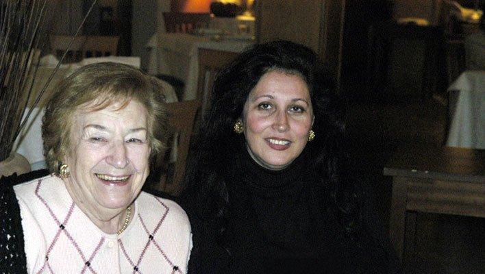Addio a Maria Luisa Spaziani