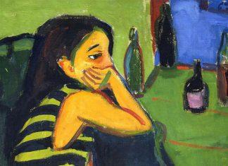 Female Artist Ernst Ludwig Kirchner