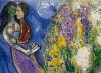 "Marc Chagall, ""Love e Life"""