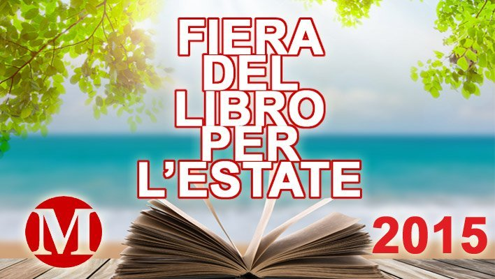 Fiera del Libro per l'Estate 2015