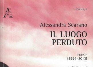 Il luogo perduto di Alessandra Scarano