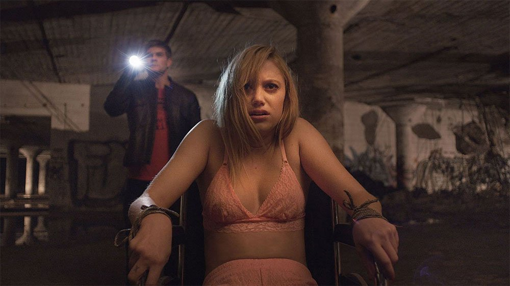 It follows di David Robert Mitchell