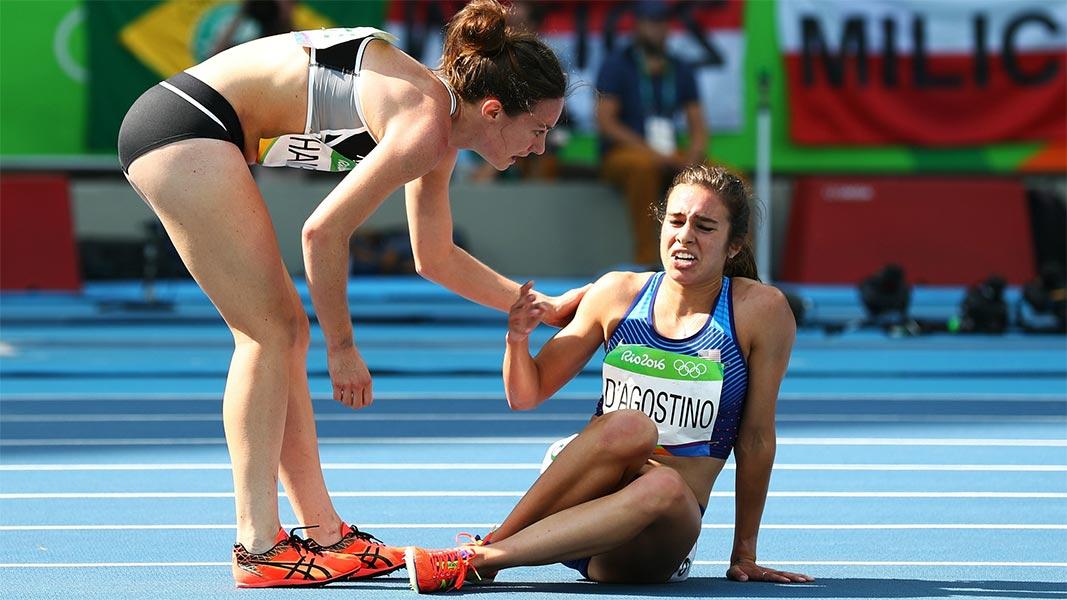 Le Olimpiadi si vincono anche così