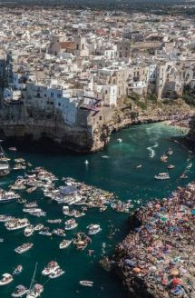 Polignano a Mare, Red Bull Cliff Diving World Series 2016