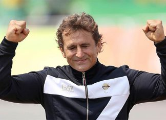 Paralimpiadi, Alex Zanardi straordinario