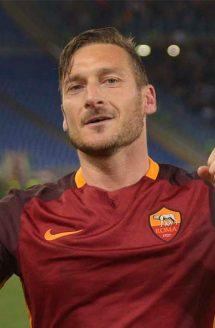 Francesco Totti, la poesia nel calcio