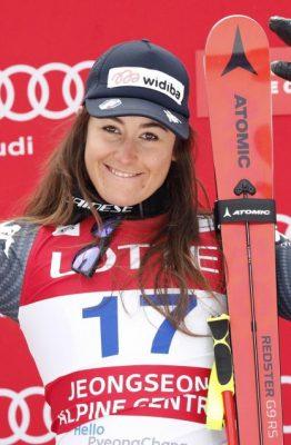SCI, fenomenale: Sofia Goggia vince due gare in 24 ore!