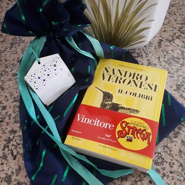 Il Colibrì di Sandro Veronesi in dono ai lettori di Manuale di Mari