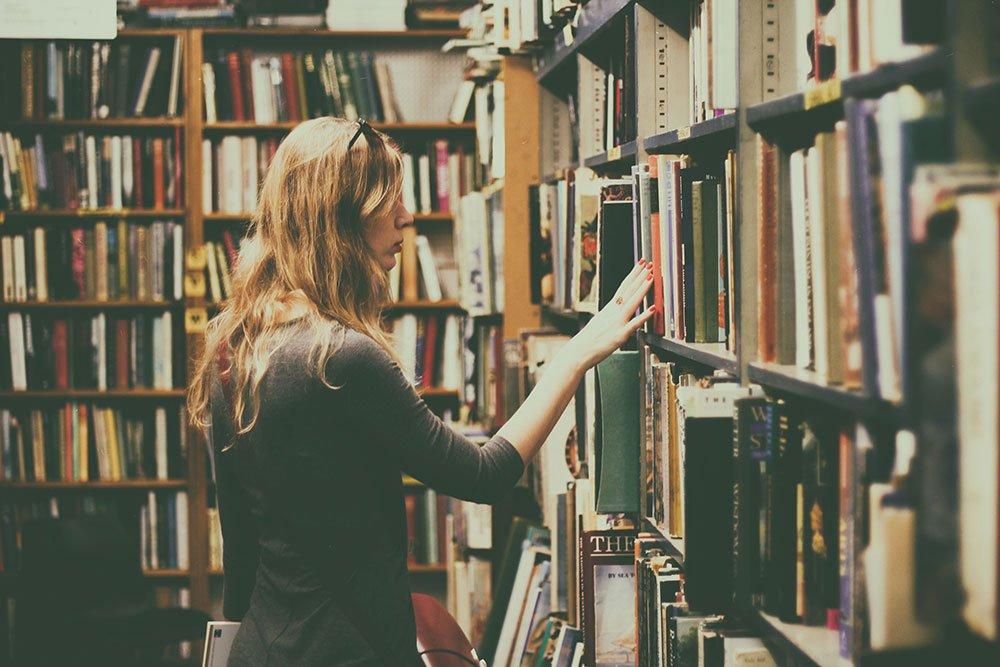 5 Libri nei mari del web